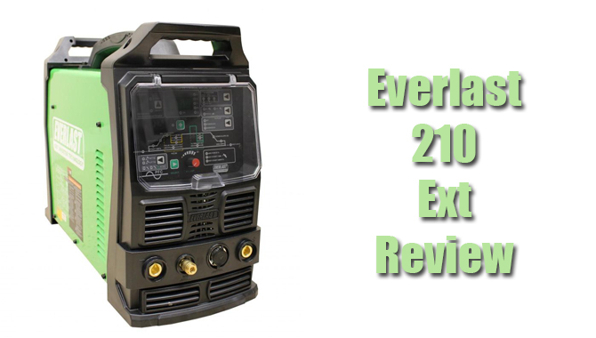 Everlast 210 Ext Review